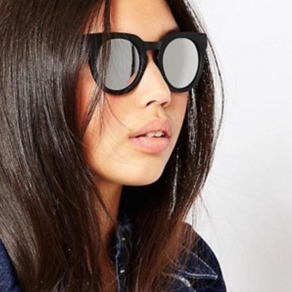 Quay Class of 89 Mirrored Sunglasses